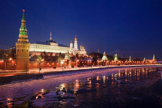 與俄羅斯迪斯科河遊船