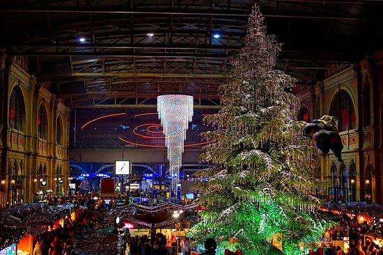 Tour de férias de Natal em Zurique na...