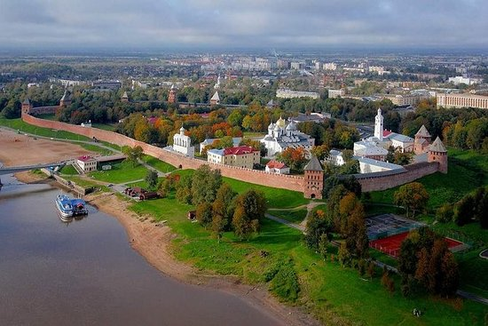 Veliky Novgorod City Walking Tour