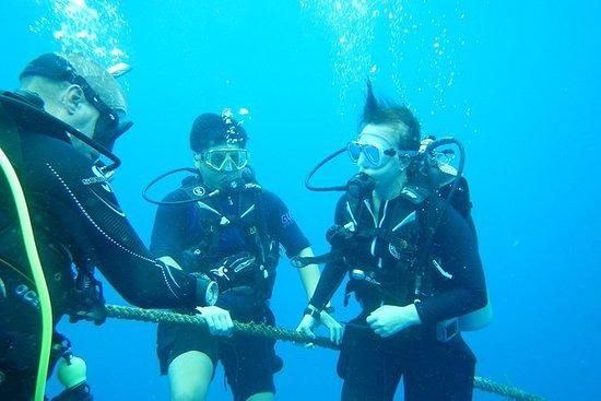 水肺潜水课程免费住宿