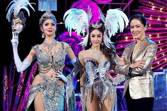 Tiffany Show Pattaya Entrance Ticket...