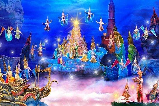 Spectacle Siam Niramit à Bangkok avec...