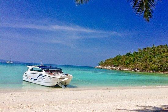 Racha, Raya and Maiton Islands...