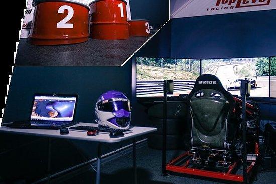 Motorsport Racing Simulator PRO