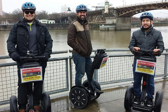 Historic Downtown Portland Segway Tour