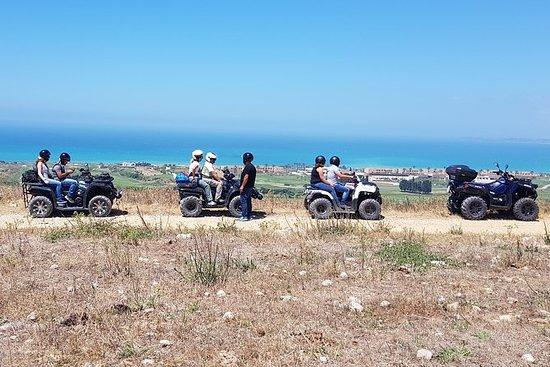 来自里贝拉的阿格里真托乡村越野四轮摩托车之旅