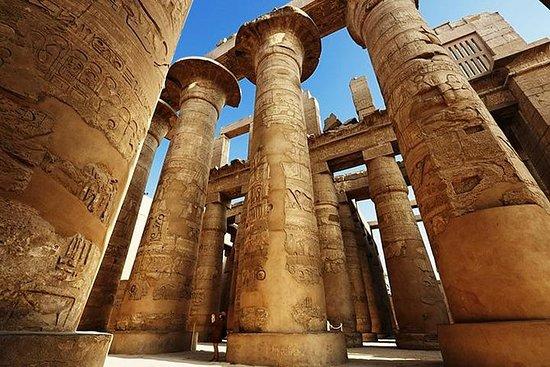 El Cairo: Luxor Este y West Banks...