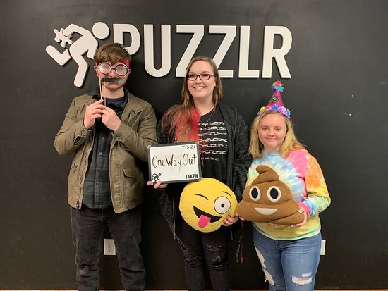 ‪Puzzlr - Blacksburg Puzzle and Escape Rooms‬