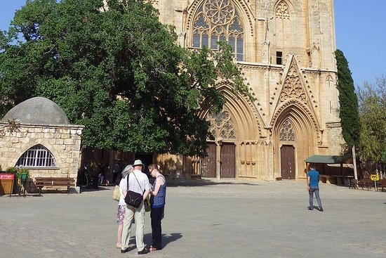 2-hour explore of Walled Famagusta...
