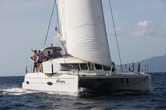 Private - Full Day, Catamaran Sail to...