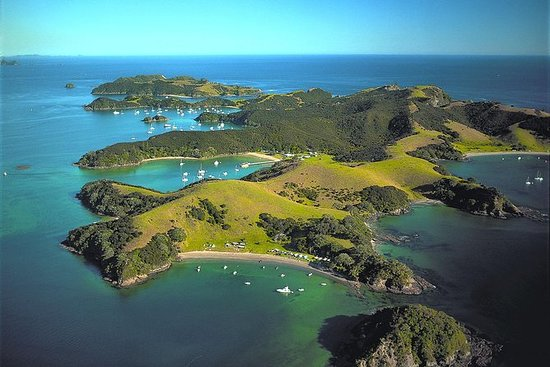 Bay of Islands 3 dager tur