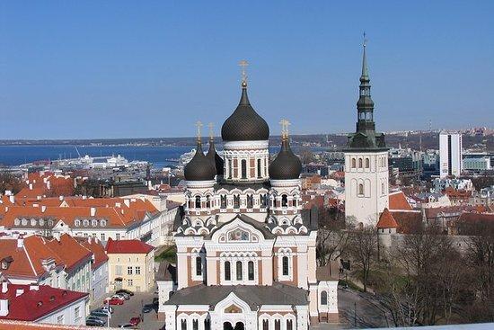 Day trip from Helsinki to Tallinn