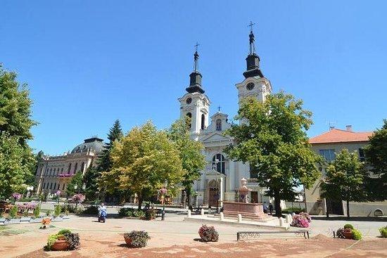 Pearl of North Serbia, tur til Novi...