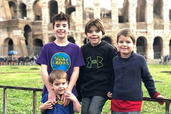 Coliseo y foros La caza del tesoro en...