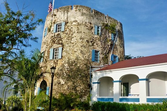 Cruise Port Walking Tour - St. Thomas...