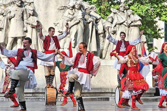 Dancing adventure - tour the unique...