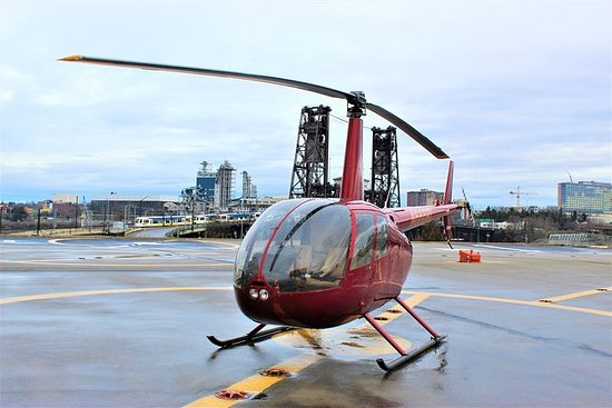 Portland City Tour and Helicopter Ride