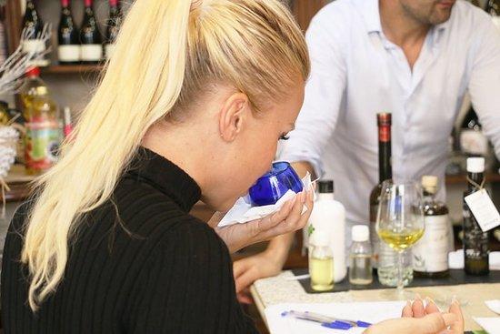 Olive Oil Tasting in Marbella Old Town