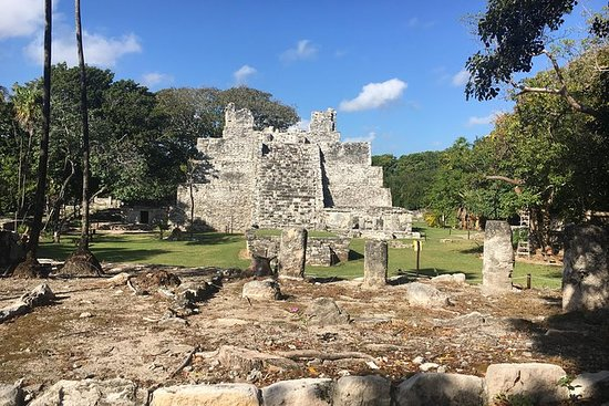 Tour 5 in 1: Mayan ruins, Cancun...
