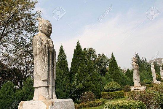 China Shaanxi - Mausolée de Xi'an...
