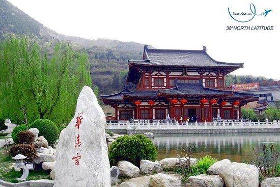 Shaanxi - Palais Xi'an Huaqing