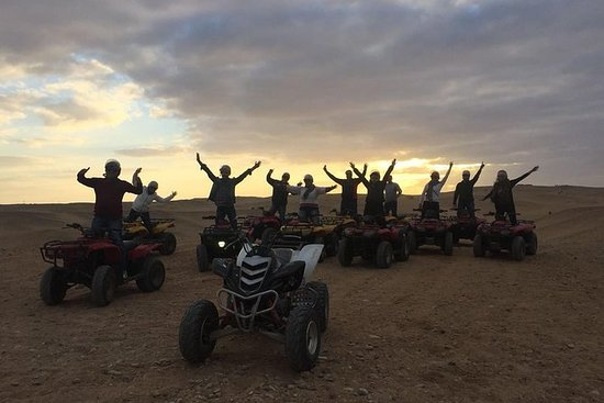 Quad Runner Sharm El-Sheikh Adventure...