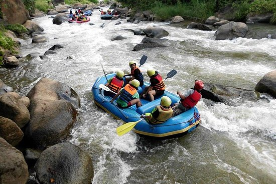 World-class Whitewater Rafting on the...