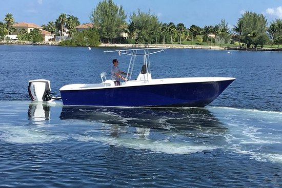 Private Charter 24ft Center Console...