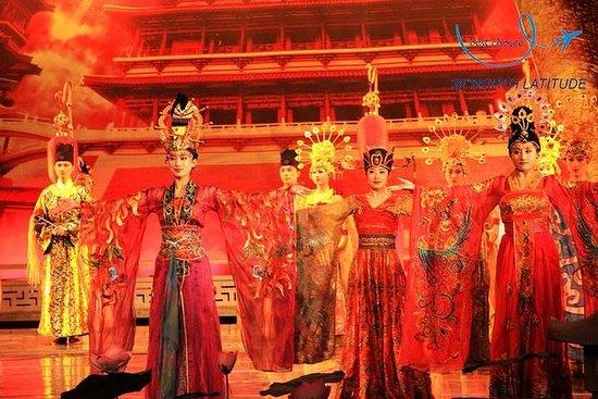 Shaanxi - Xi'an träumt zurück in die...
