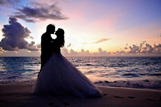 Wedding / honeymoon photo La Digue...