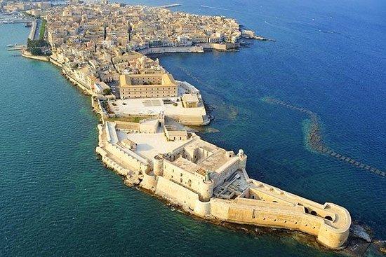 Syracuse Private Daytrip from Taormina