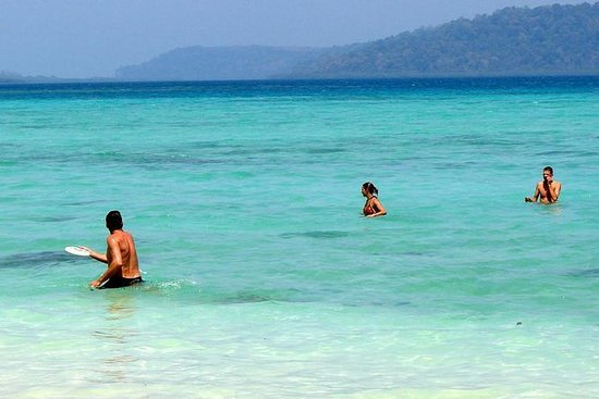 Explore Havelock Island From Port...