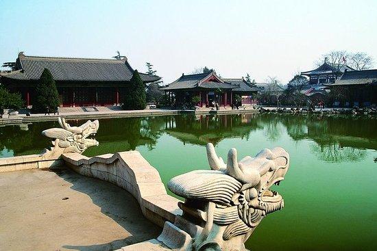 Shaanxi - Source chaude impériale de...