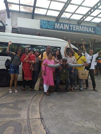 Bali Quality Tour : Toyota Hiace Minibus