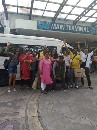 Bali Quality Tour : Transportation Minibus Toyota Hiace