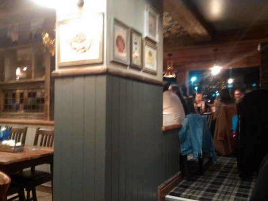 The Amble Inn : Amble inn