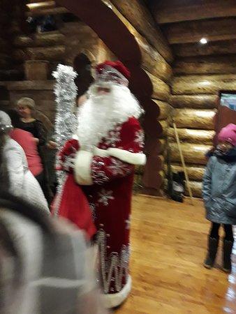 Празднование Нового 2019 года в трактире в усадьбе Арлазорова