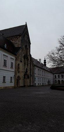 Το Μοναστήρι του Heiligenkreuz .
