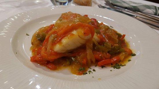 Muskiz, Spanien: Bacalao