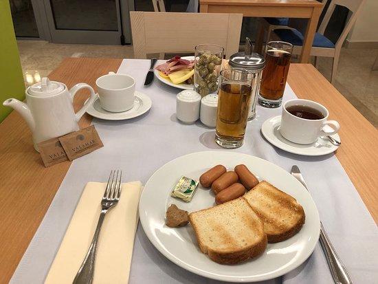 Valamar Diamant Hotel & Residence: Breakfast