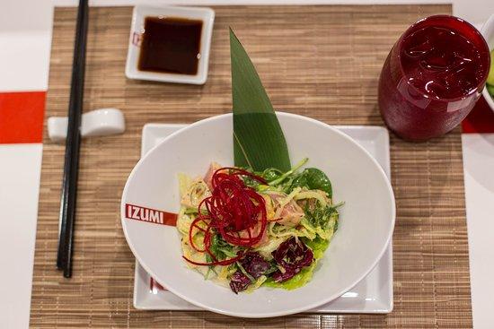 Izumi Japanese Cuisine on Anthem of the Seas