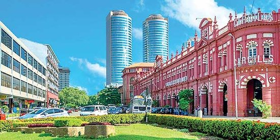 Cyril Tours: Colombo