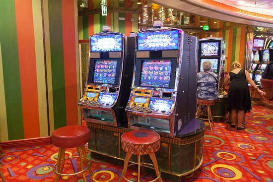 Casino Royale on Independence of the Seas