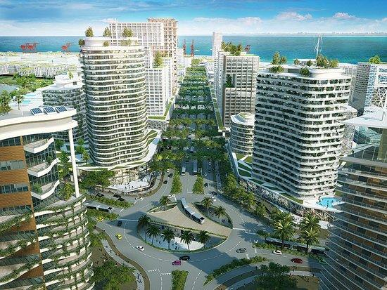 Cyril Tours: Colombo port city