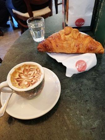L'Antico Caffe : colazione