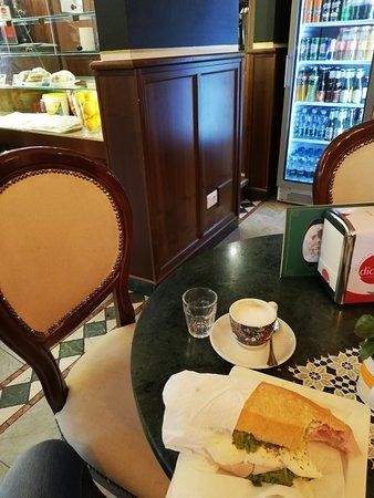 L'Antico Caffe : merenda