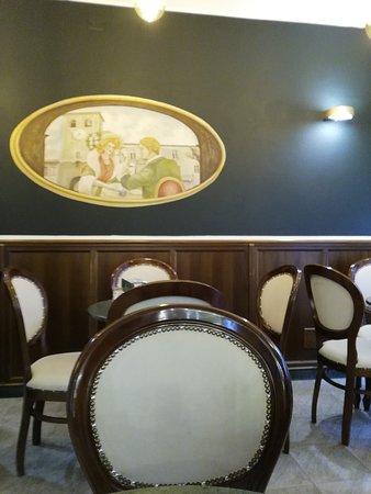 L'Antico Caffe : sala interna