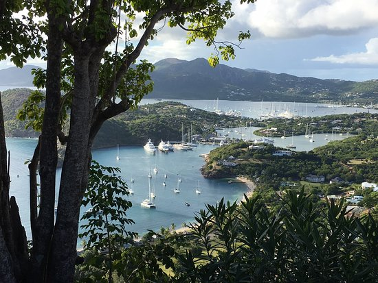 English Harbour, Antigua: The Moorings