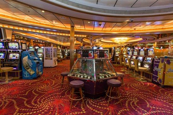 Casino Royale on Navigator of the Seas