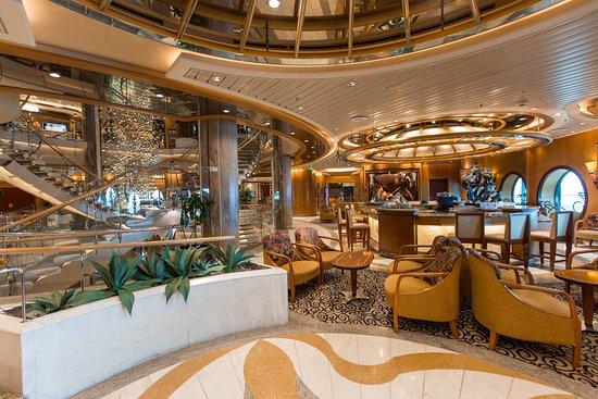Boleros Lounge on Navigator of the Seas